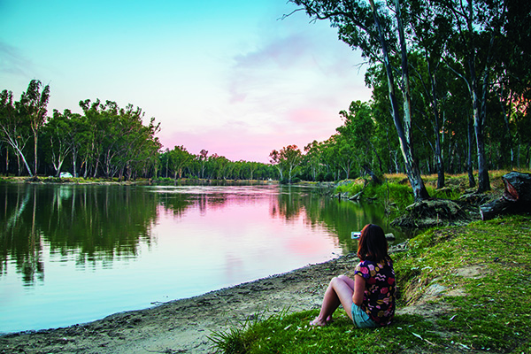 Top Riverside Campsites Echuca