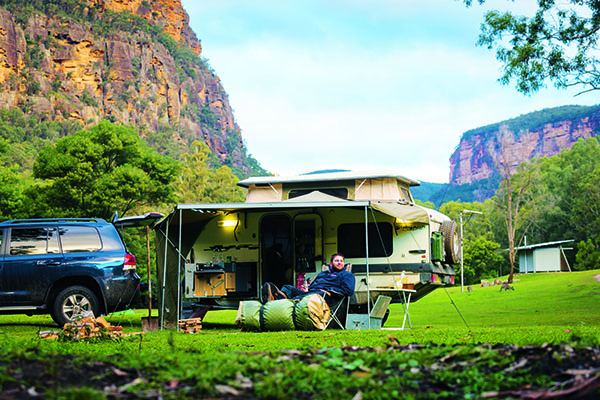Top Riverside Campsites Wollemi National Park 1