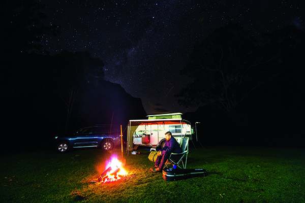 Top Riverside Campsites Wollemi National Park 3