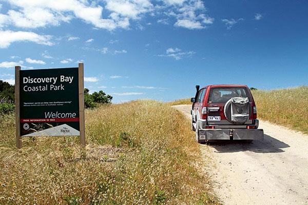 Discovery -Bay -Coastal -Park
