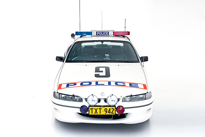 Holden -commodore -vs -front