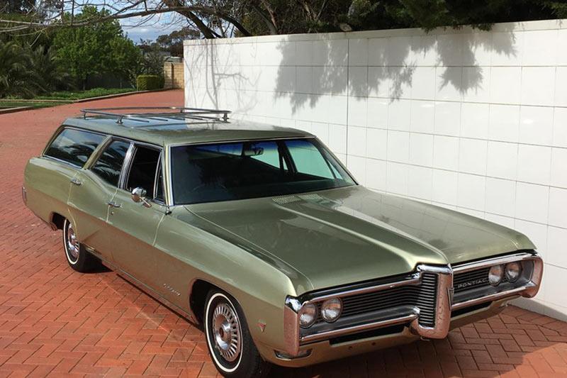 Pontiac -wagon