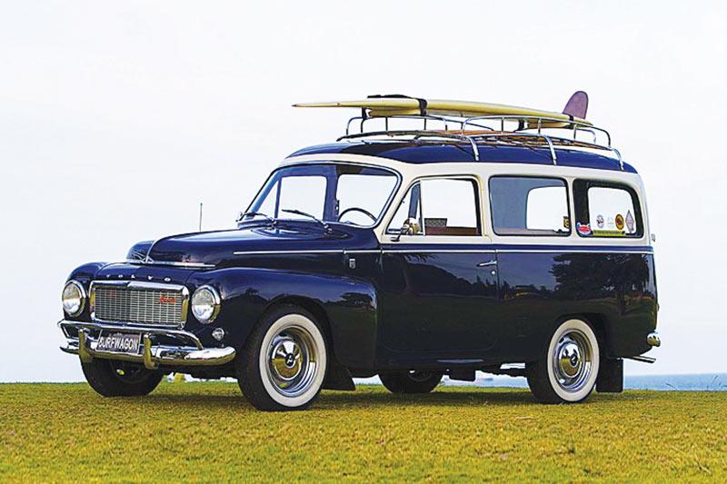 Volvo -122