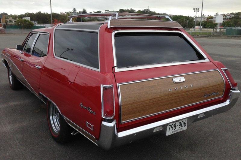 Buick -wagon