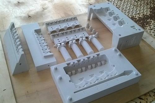 Delage -3d -printed -block