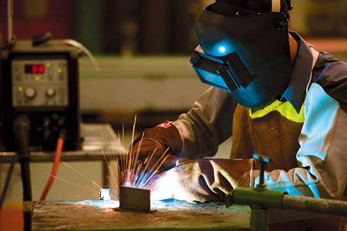 Inverter -welding
