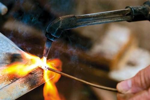 Gas -welding