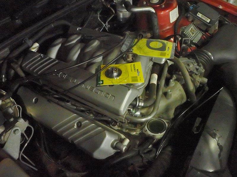 Holden -commodore -engine