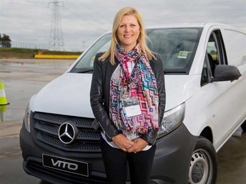 Diane -Tarr _Mercedes -Benz -Vans