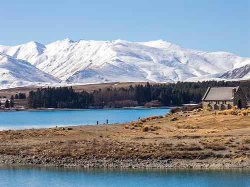 Lake -tekapo -winter