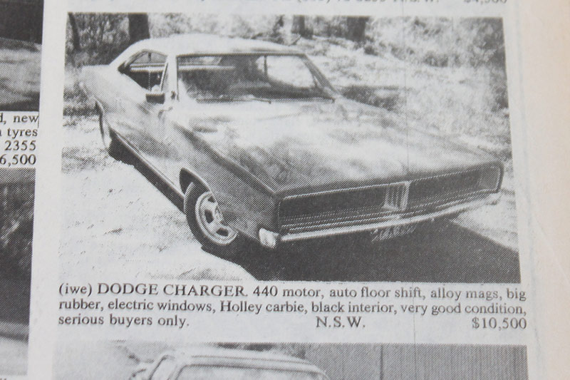 Dodge -charger
