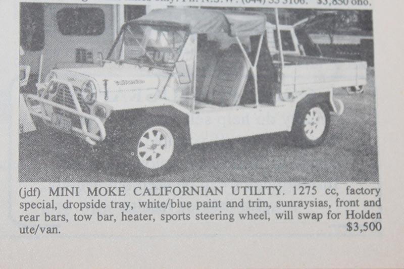 Leyland -moke