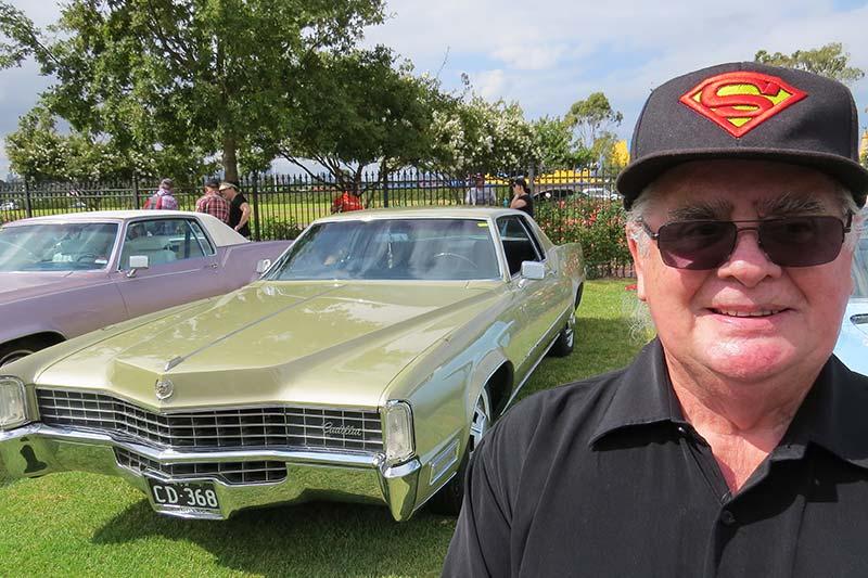 Cadillac -eldorado