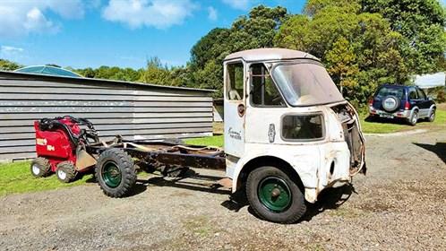 Truck -restoration