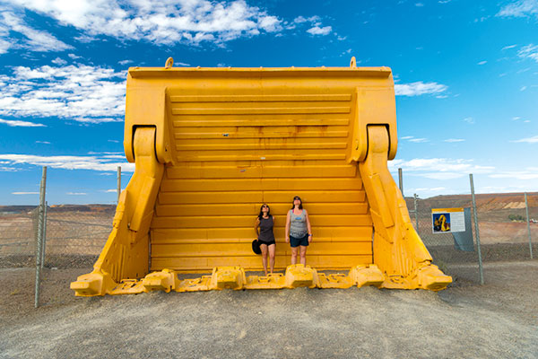 Mining -machinery -at -the -Super -Pit -in -Kalgoorlie -WA