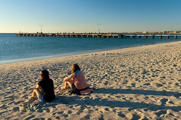 Woodman -Point -beach -WA