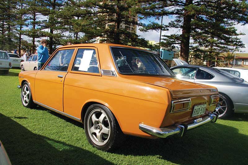 1972 Datsun 510 'PL510' - Reader Ride