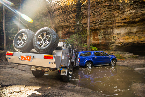 Blue Tongue Overland XF Series 2 9