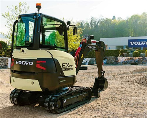 Volvo -Electric -Excavator