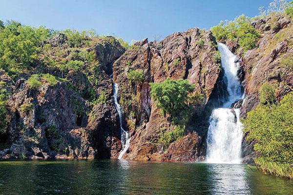 Wangi -Falls -in -Litchfield -National -Park -NT