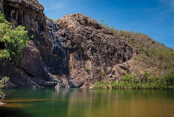 Gunlom -Plunge -Pool -in -Kakadu -National -Park -NT