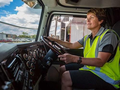 Truck -women -drivers