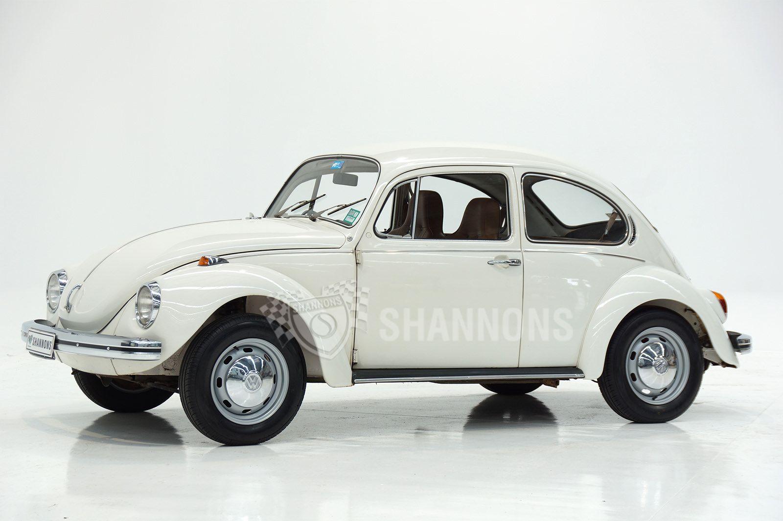 1973 Volkswagen Beetle S