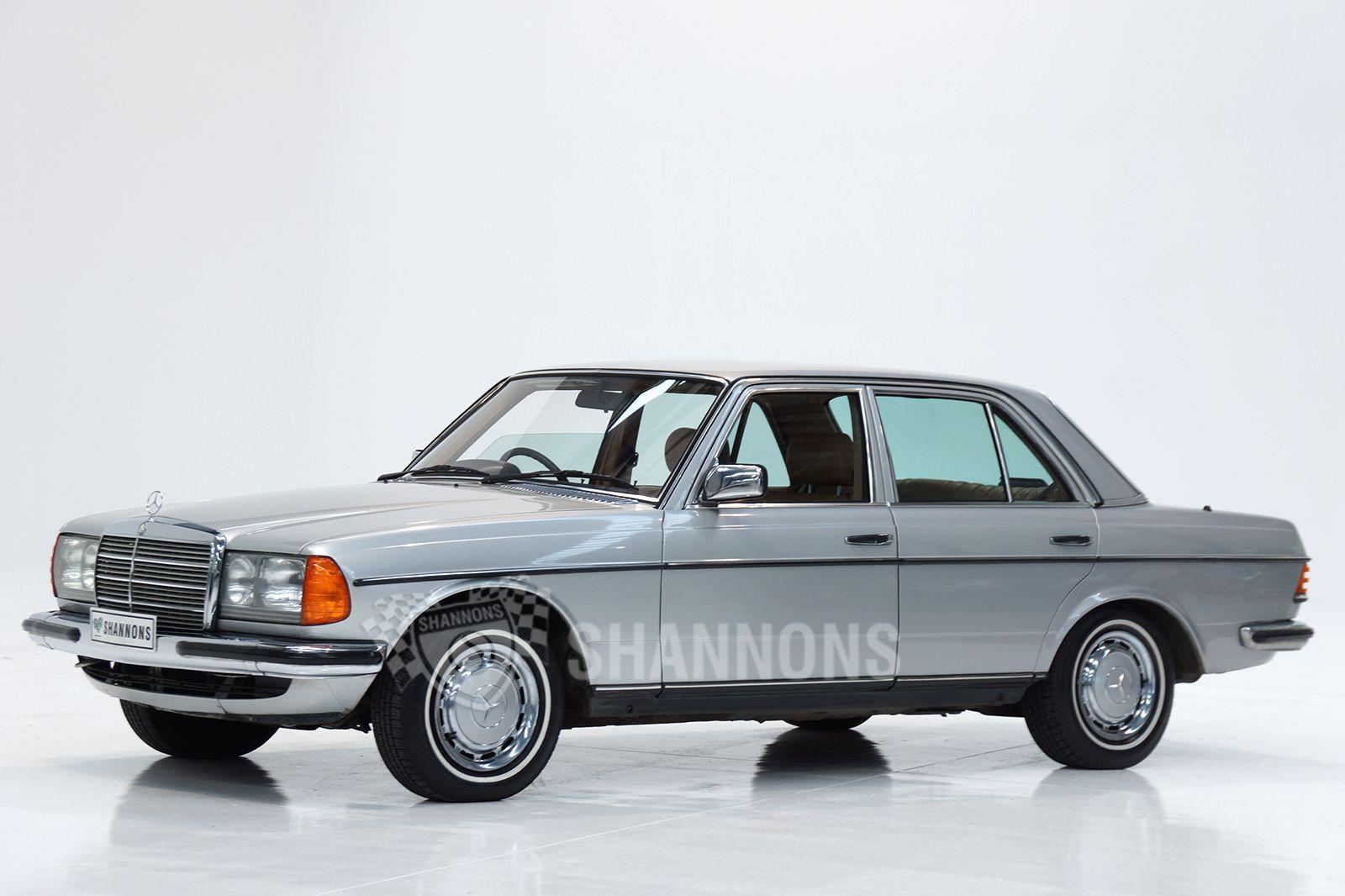 1981 Mercedes-Benz 280E