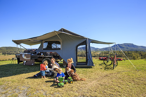 LEAD PIC Tips For Family Camping