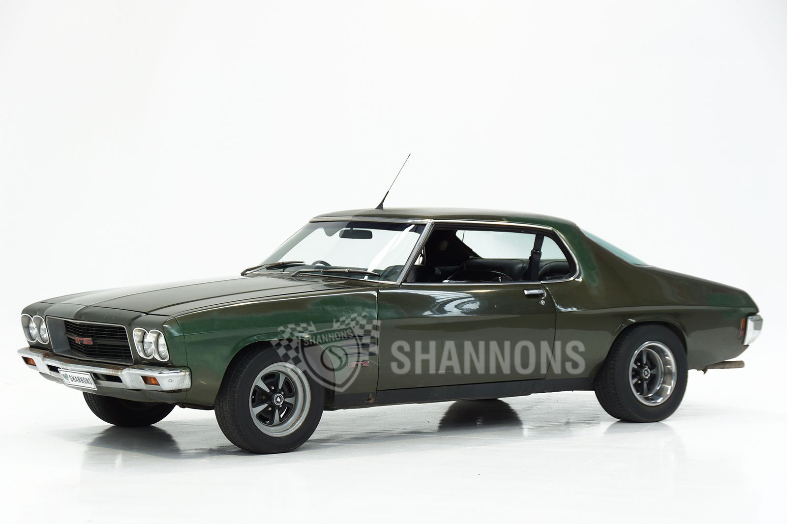 1971 Holden HQ Monaro GTS Coupe