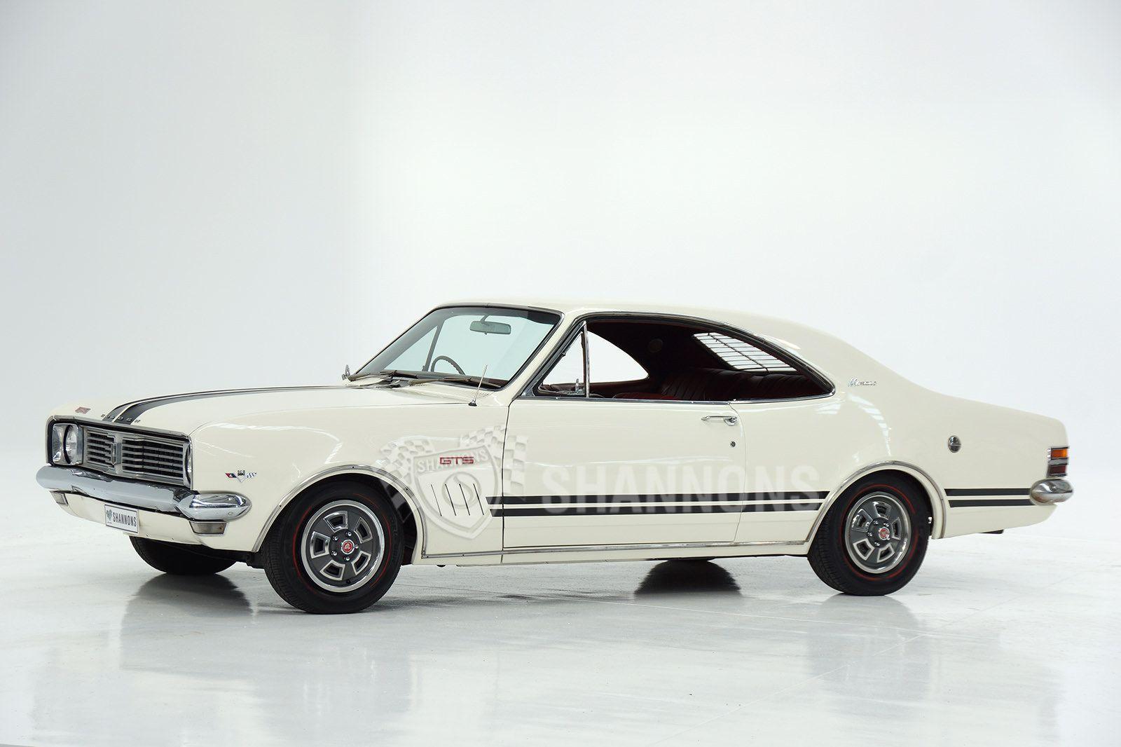 1969 Holden HT Monaro Coupe