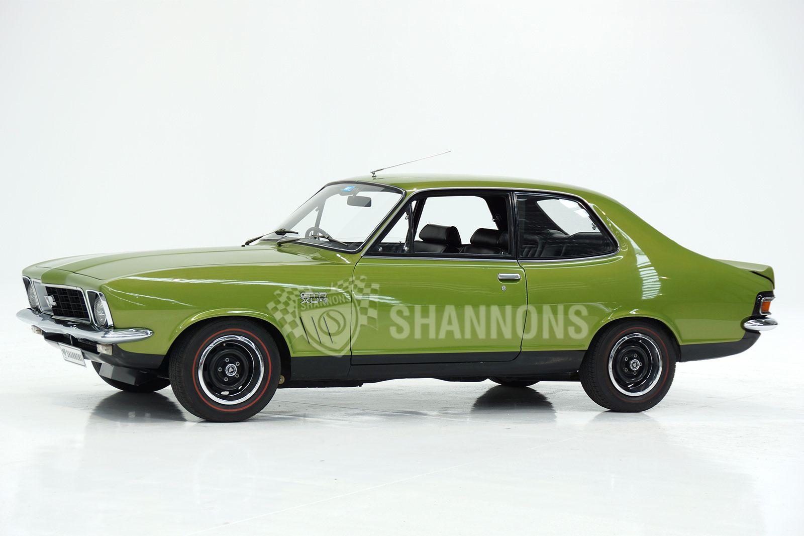 1972 Holden LJ Torana GTR XU-1 Coupe