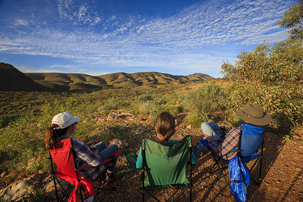 Family Touring Itineraries West Mac Donnell Ranges 1