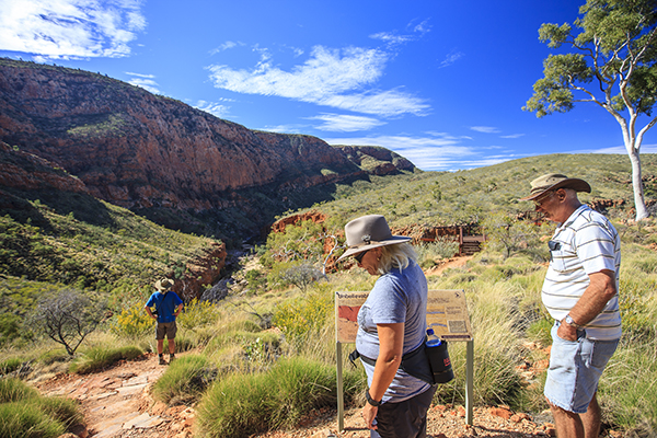 Family Touring Itineraries West Mac Donnell Ranges 5
