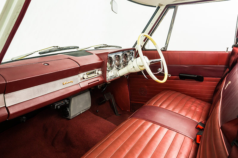 Studebaker -wagon -front -seats
