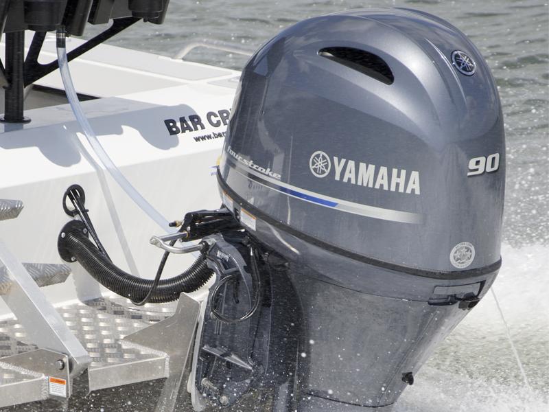 Yamaha F90 A