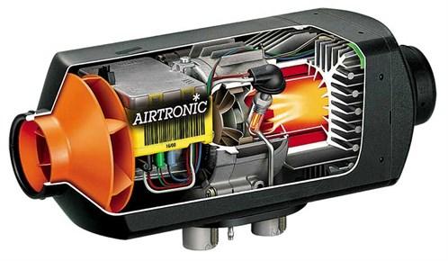 Airtronic _cutaway