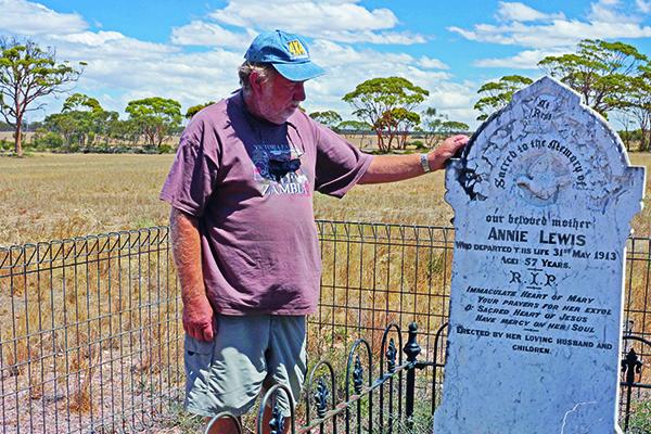 Discovering Australias Historic Cemeteries 1
