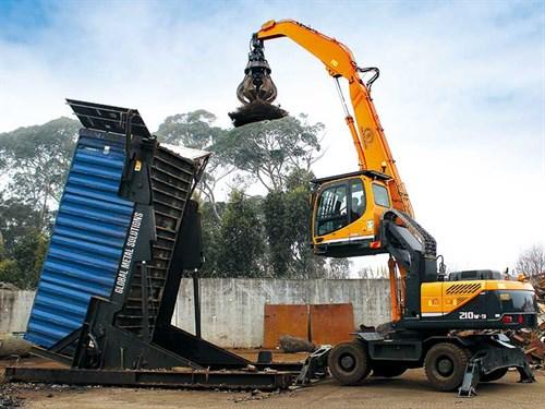 HYundai --excavator --3