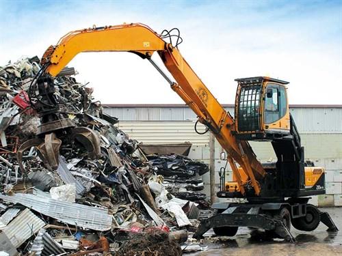 Hyundai --excavator --2