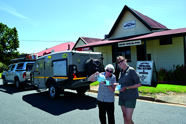 Family Touring Itineraries Albury To Canberra 2