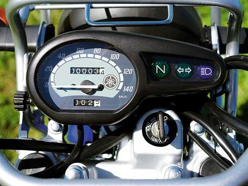 Yamaha -AG125-test -5