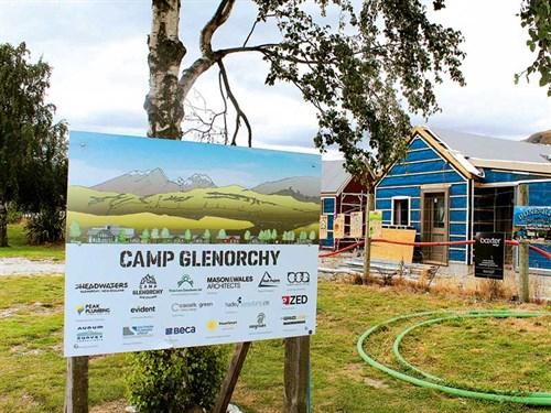 Camp -Glenorchy -1