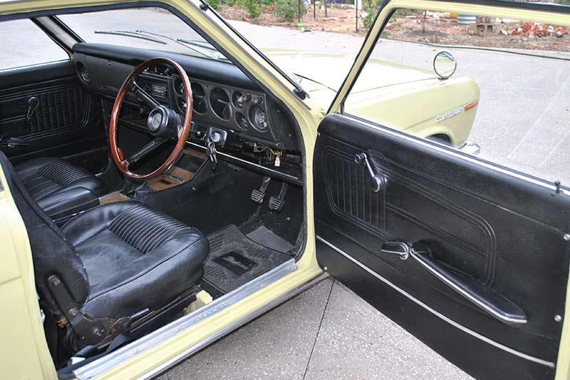 Datsun -1800gl -dash