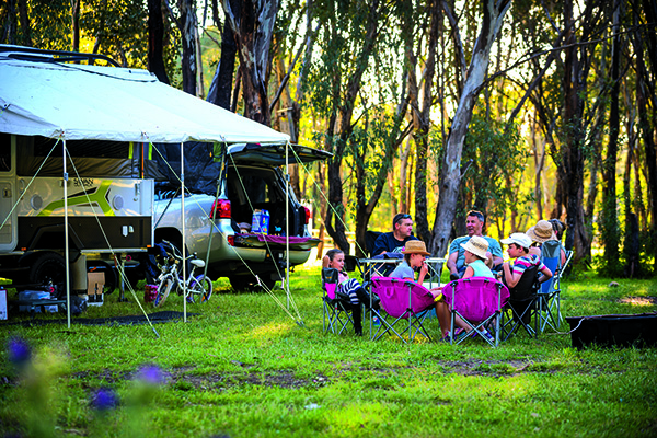 Family Camping Tips Part Two 1