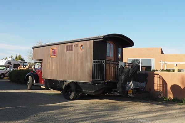 House -truck