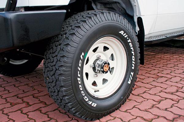 All -terrain -tyres