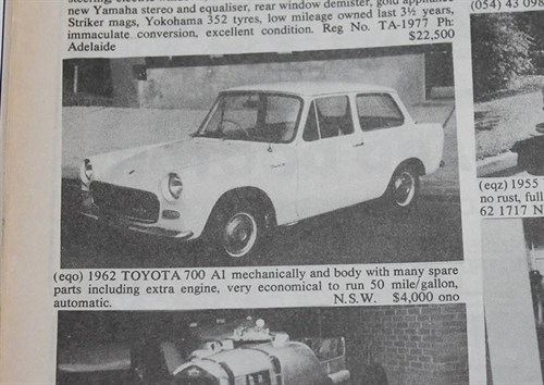 Toyota -700