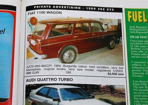 Fiat -wagon