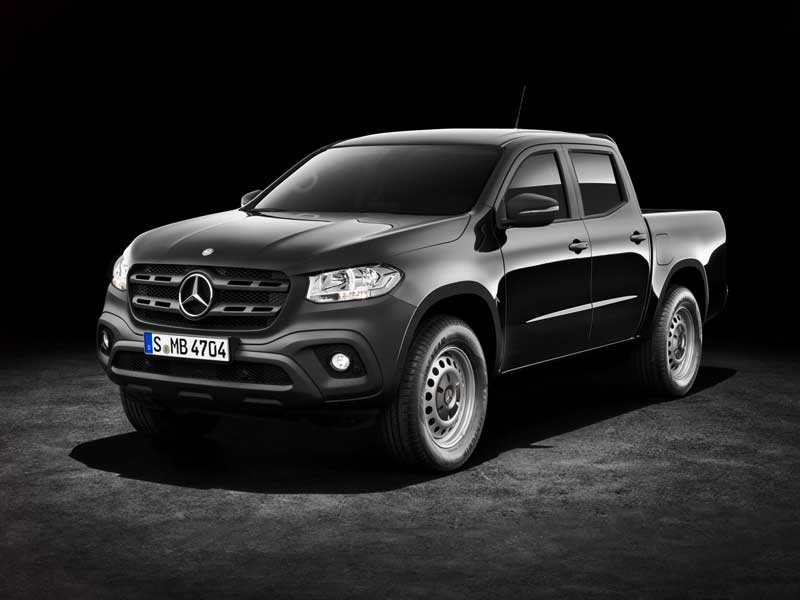 Mercedes-Benz X-Class ute Pure model
